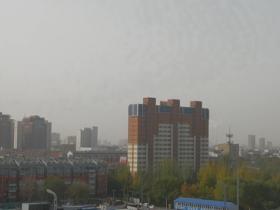 冷空气发威!内蒙古东部降温8至10℃ 呼伦贝尔将现大雪