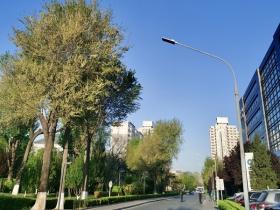 北京今天蓝天在线最高气温22℃ 明大风又起沙尘或来袭
