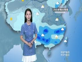 6月28日天气预报月底贵州至江南北部连续强降雨